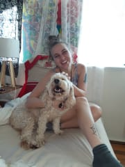 Loving and caring pet sitter and energetic dog walker