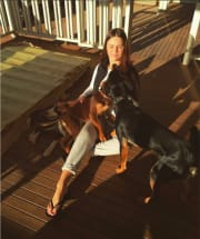 Animal lover, reliable and caring pet sitter