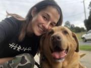 Sheri's Sunshine Paws dog walker