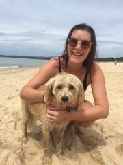 Loving and friendly pet walker/sitter