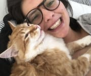 Reliable and caring cat sitter