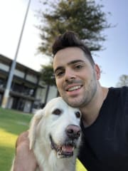 Experienced, friendly dependable dog sitter in Perth