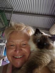 professional pet service and dedicated loving carer