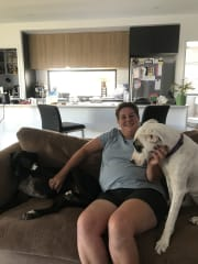 Caring pet sitter who loves animals