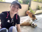 Eastern-suburbs Experienced Dog Walker and Attentive Pet Sitter