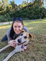 Dog lover and pet carer