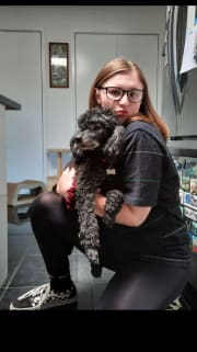 Madly in-love with all animals, reliable and trustworthy pet owner