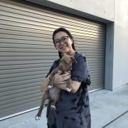 Trustworthy and Loving Pet Sitter
