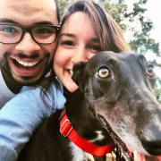 Pet Lover Couple in Dee Why