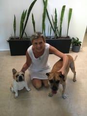 Pet loving home, secure fencing