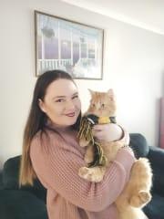 Jess and Kevin   Warm, Loving Pet Sitters near Craigieburn!