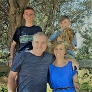 Loving pet family in Cronulla