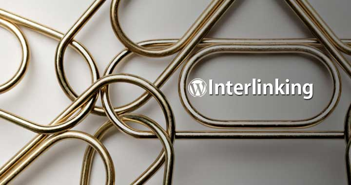 interlinking blog posts in wordpress
