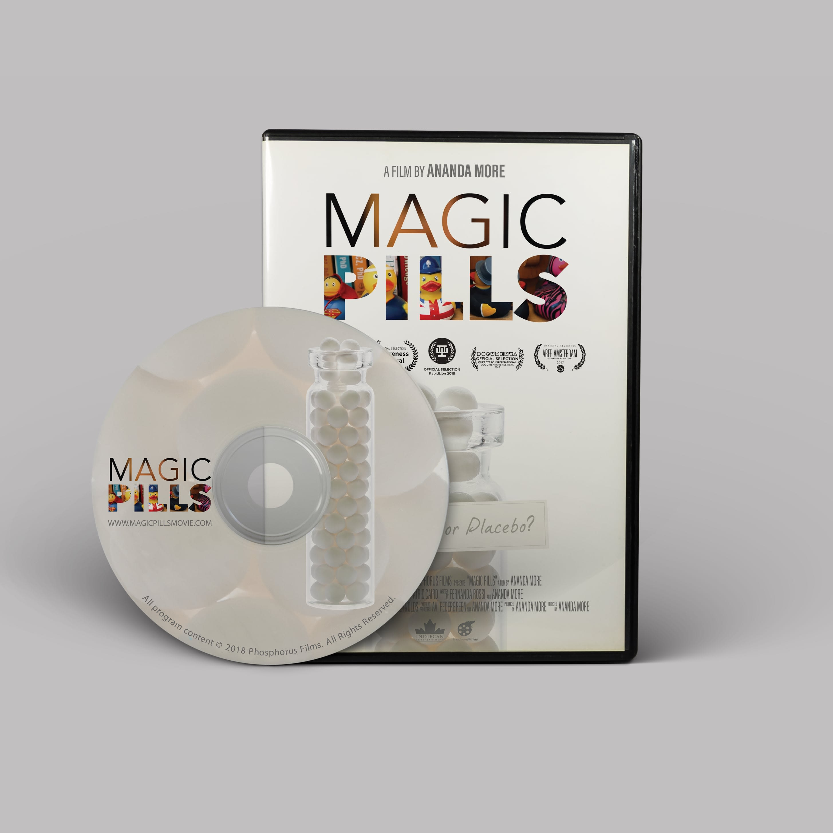 Magic Pills DVDs