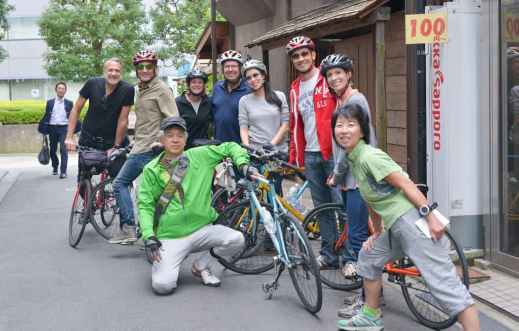 Tokyo Great Cycling