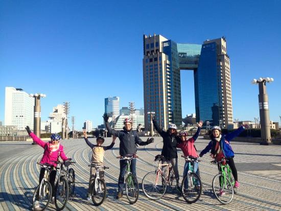Tokyo Miracle Cycling