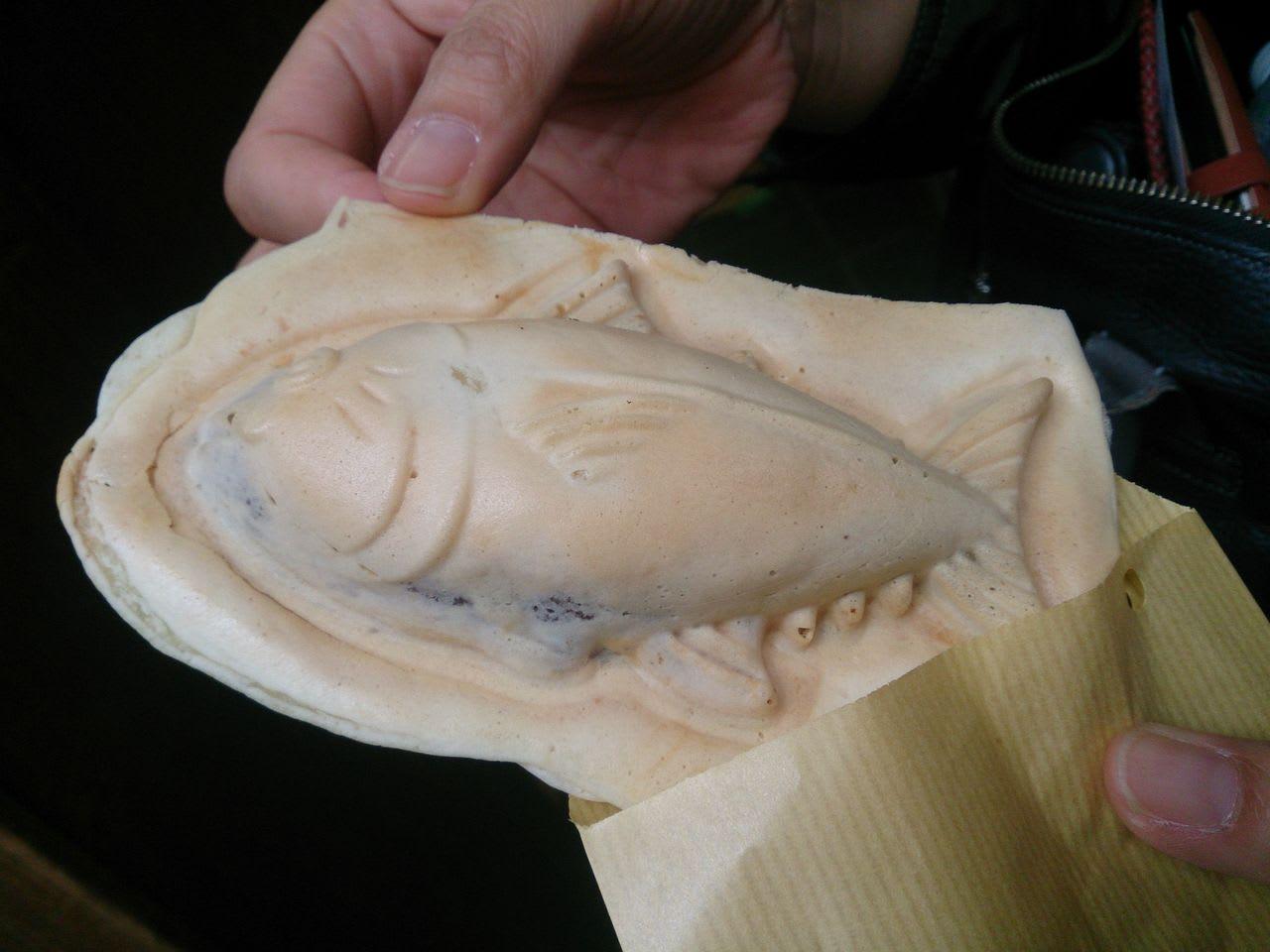 You Can Even Choose Pacific Bluefin Tuna or Medium-Fatty Tuna Shaped Maguro-yaki