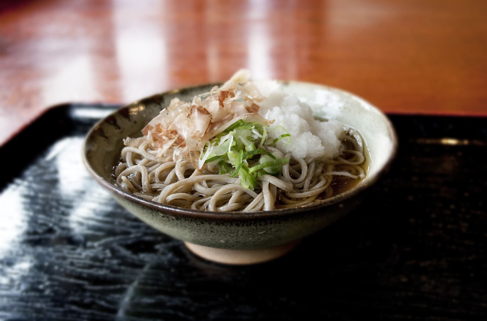 How to Eat Echizen Soba