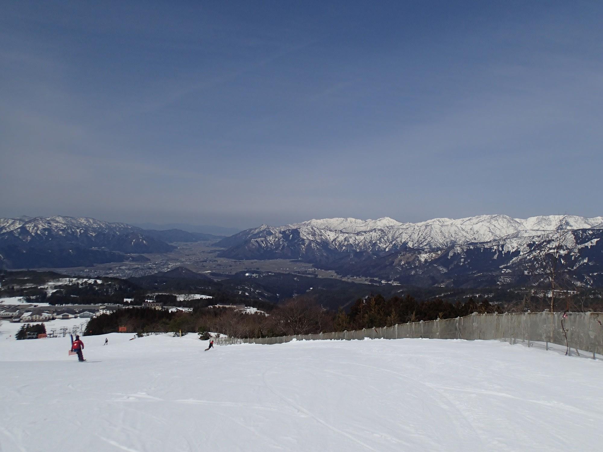 Ski Jam Katsuyama