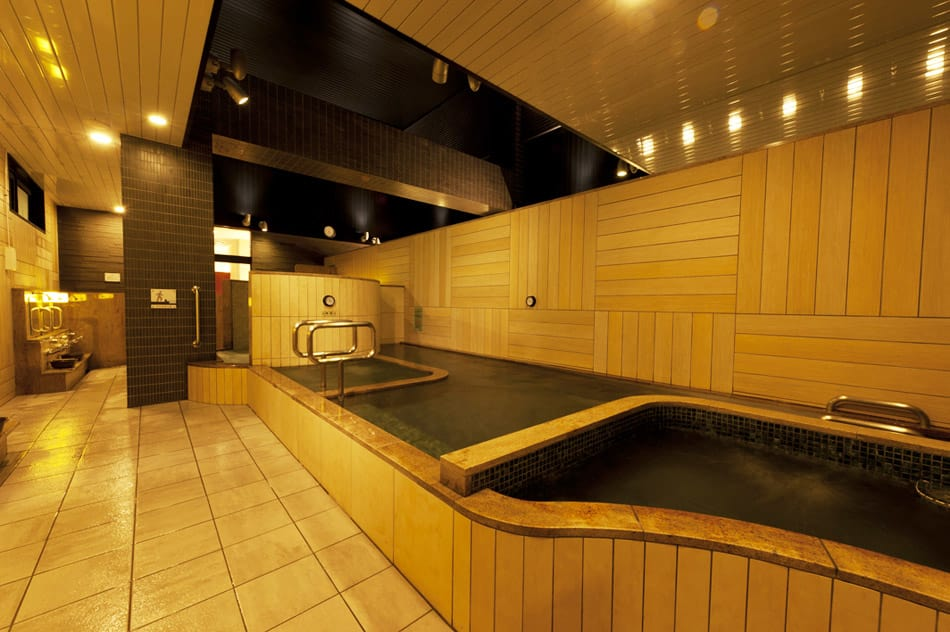 "Sophisticated modern sentō ! You also can enjoy sauna ""湊湯 (Minato Yu)"""