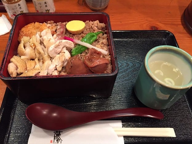 Toriju contains full of Chicken's good flavor.