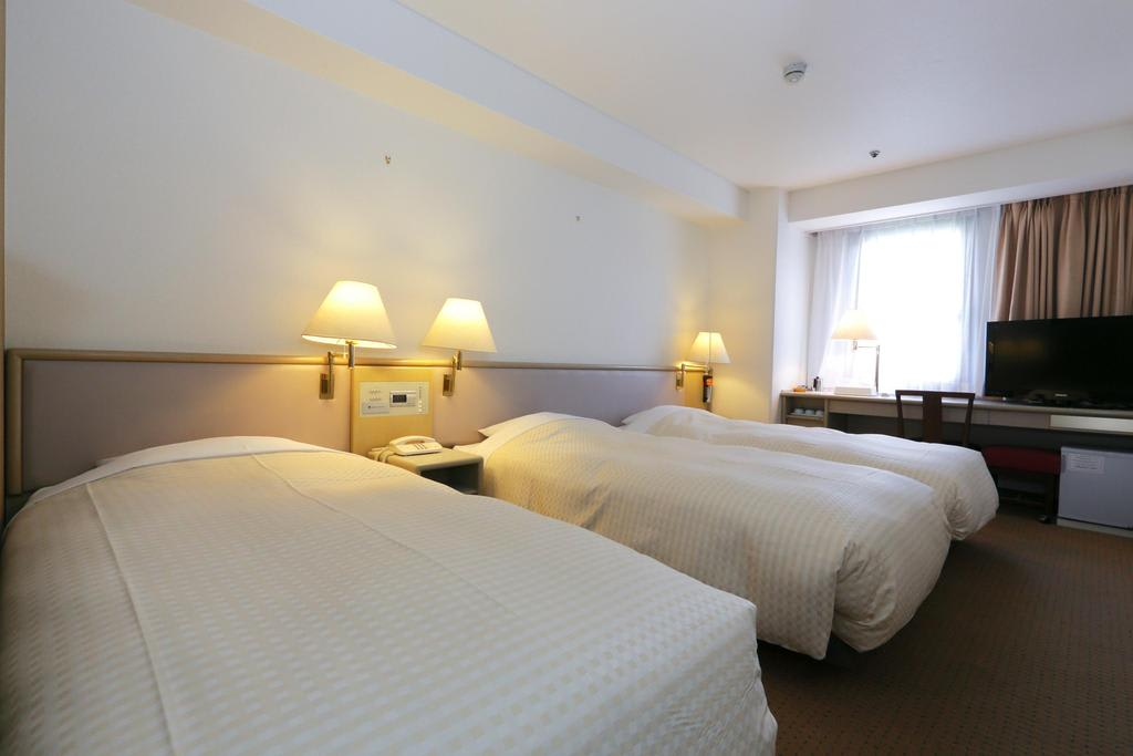 "About the Room and Facility of ""Ginza Capital Hotel"""