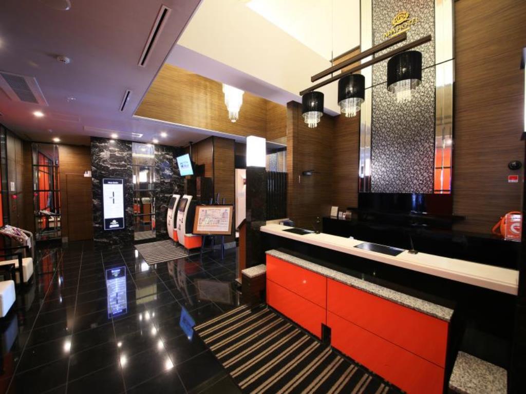 "About the Room and Facility of ""APA Hotel Tsukiji Eki-Minami"""
