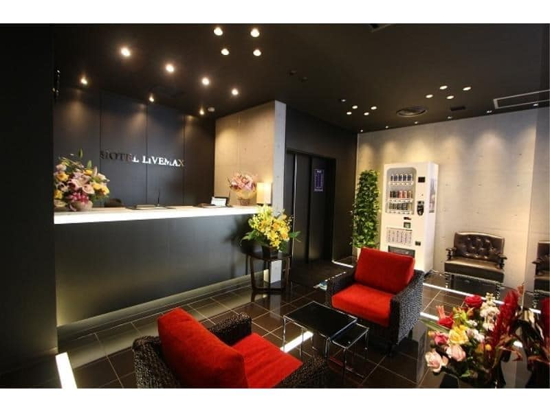 Focus on the Location and Facility of「Hotel Livemax Higashi Ginza」