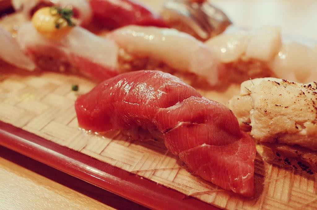 Shu-toku 2nd shop, enjoy superfine quality of sushi thoroughly