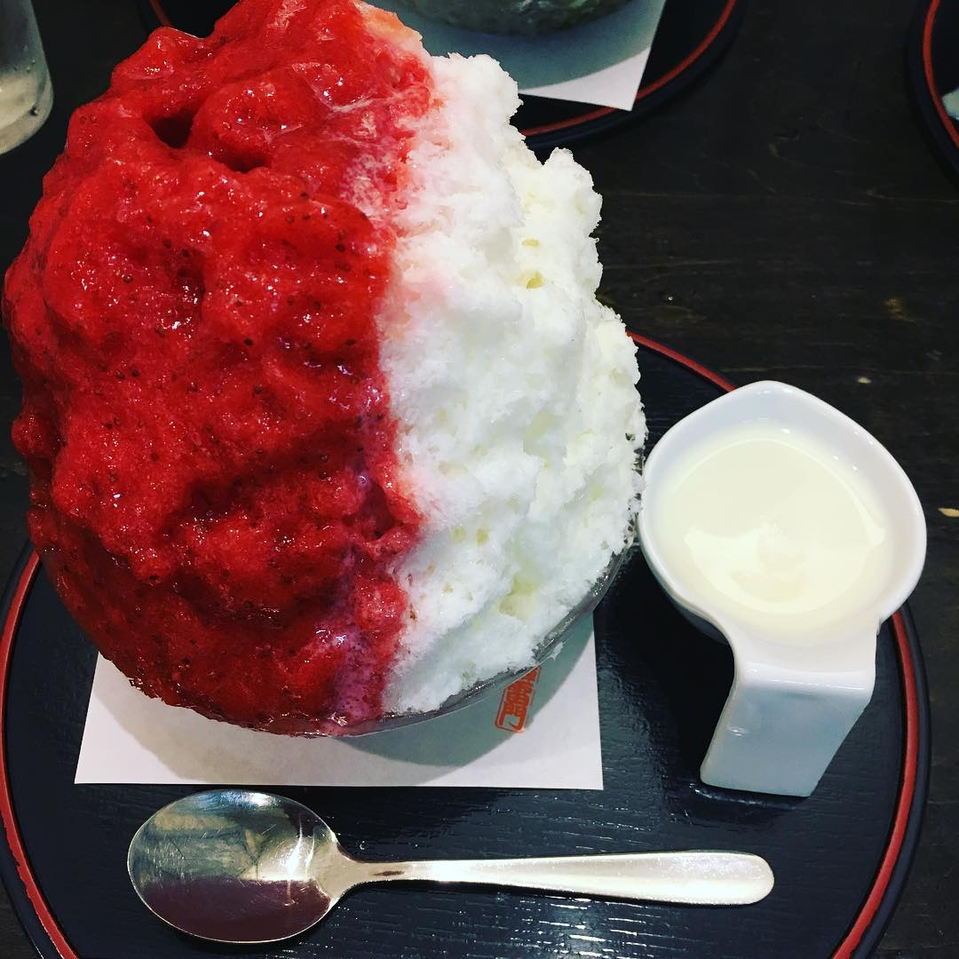 Kakigori That You Must Try In Summer