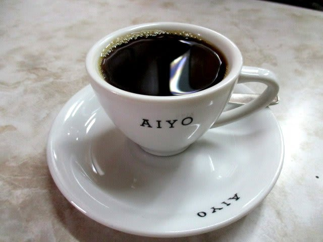A Cup of Aiyo's Hot Coffee you Want to Have in the Morning