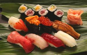 service sushi set (service nigiri)