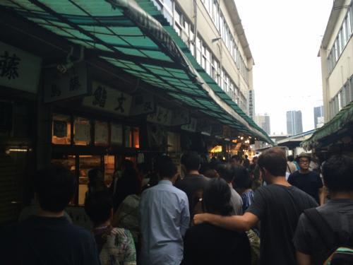 Oedo Tsukiji Inner Market
