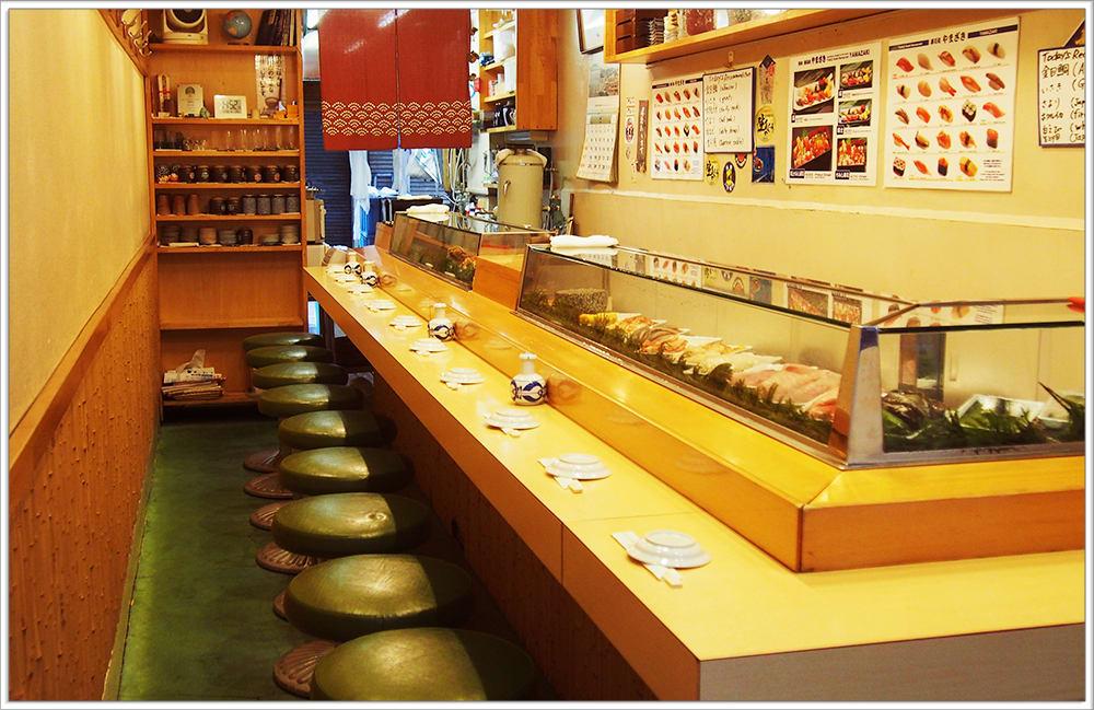 Sushi-dokoro Yamazaki 2