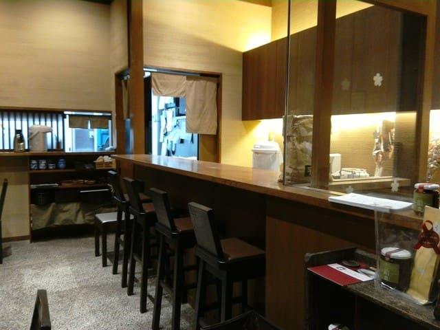 more than 160 years history, Kanmidokoro Nishiyama2