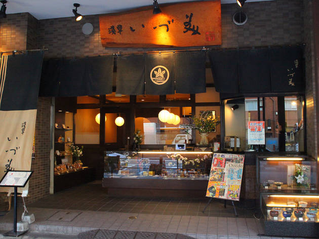 """Asakusa Izumi"", the Delightful Sweets with Natural Ingredients Flavor"