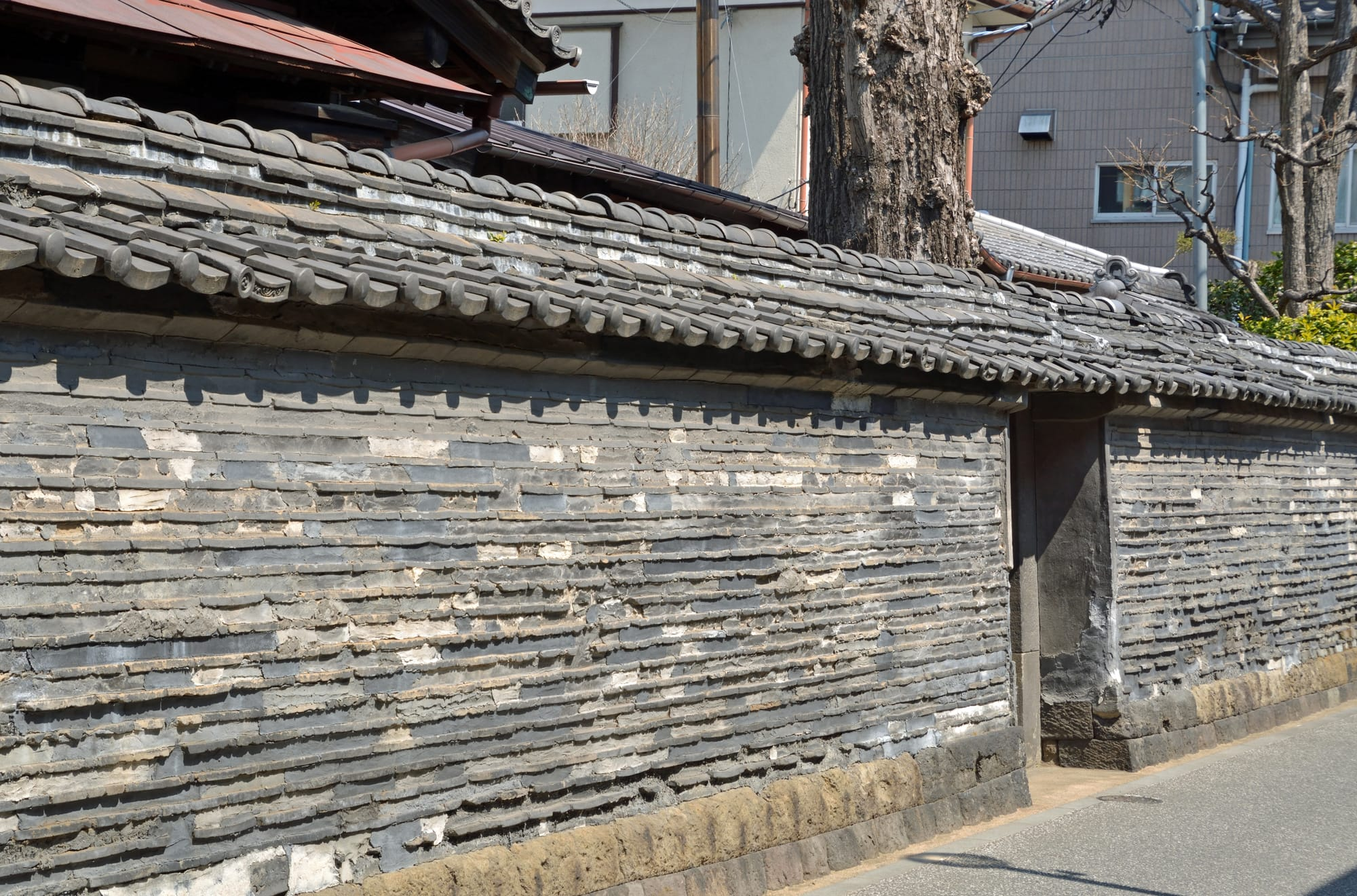 """Tsukiji-bei"", important cultural property is a must see spot!"
