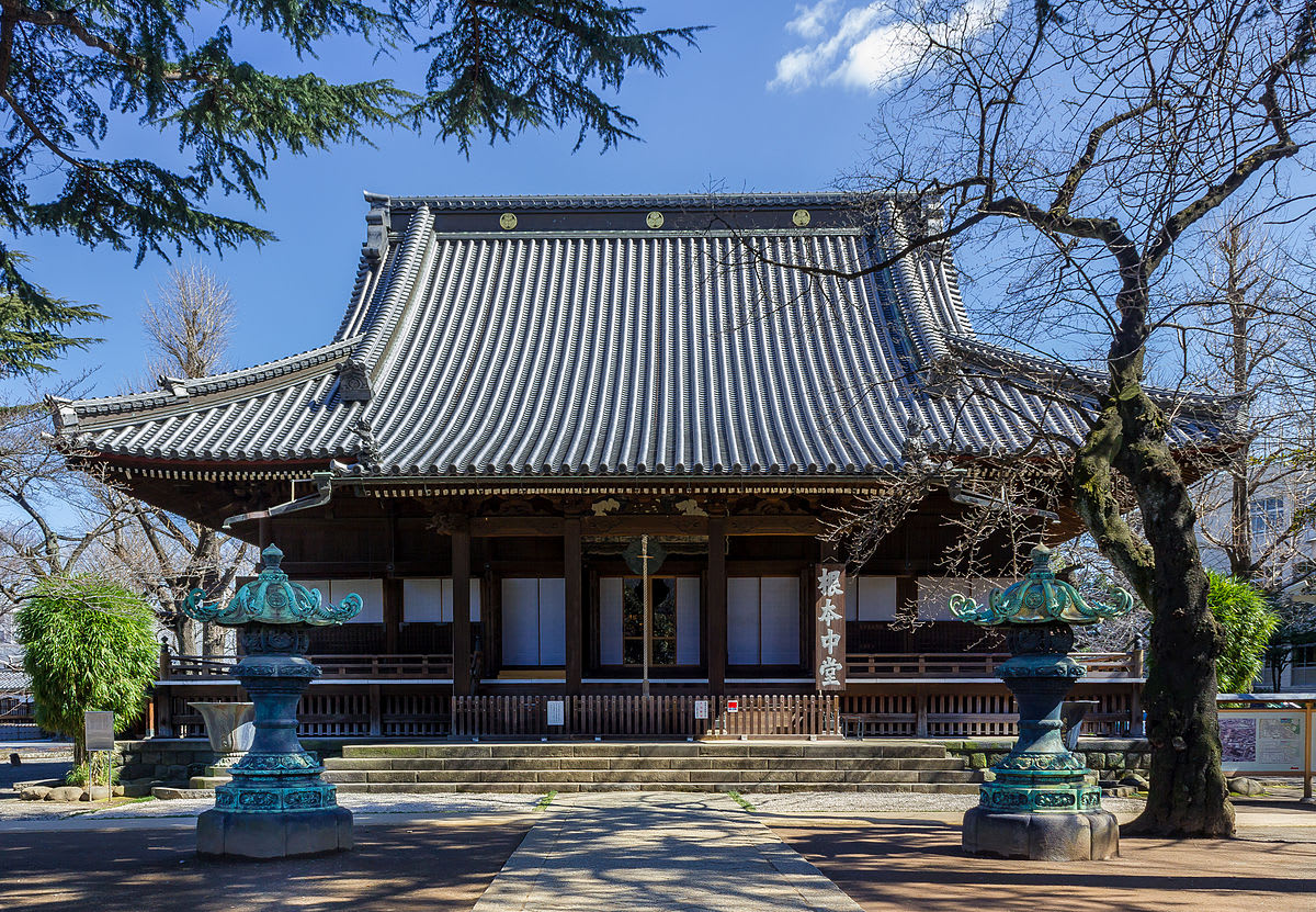 """Kan-eiji"" Temple – Appreciate its architecture"