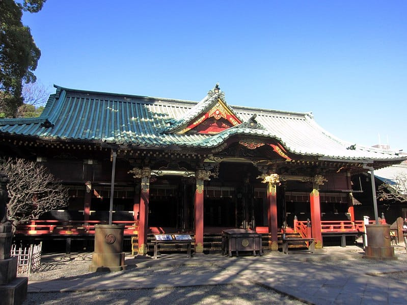 """Nezu"" Shrine, a must see shrine with an important cultural property in ""Yanesen"""