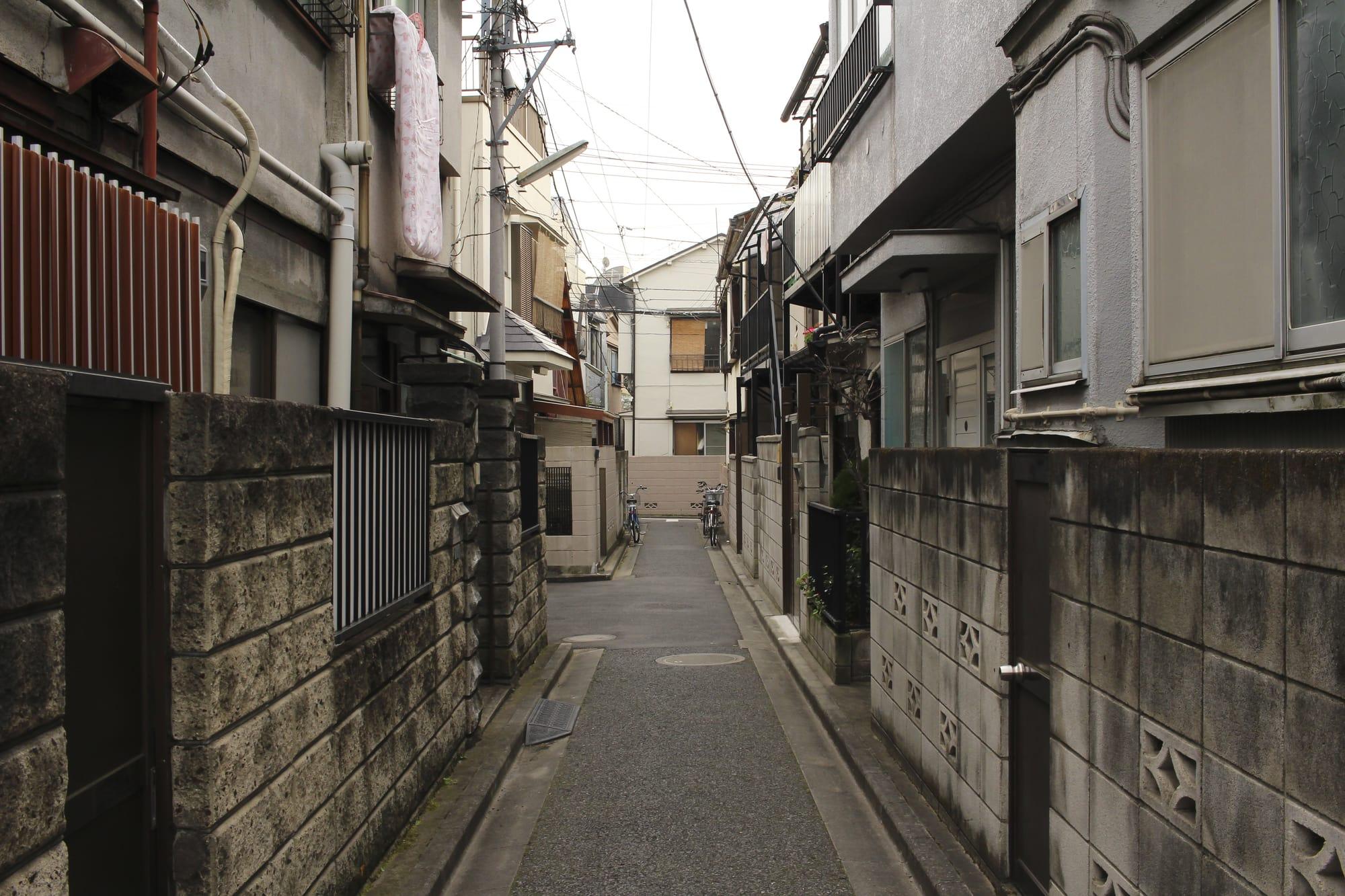 北原白秋( Hakushū Kitahara )has lived in Sendagi for 8 years