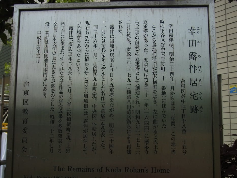 Place Koda Rohan Used to Live in