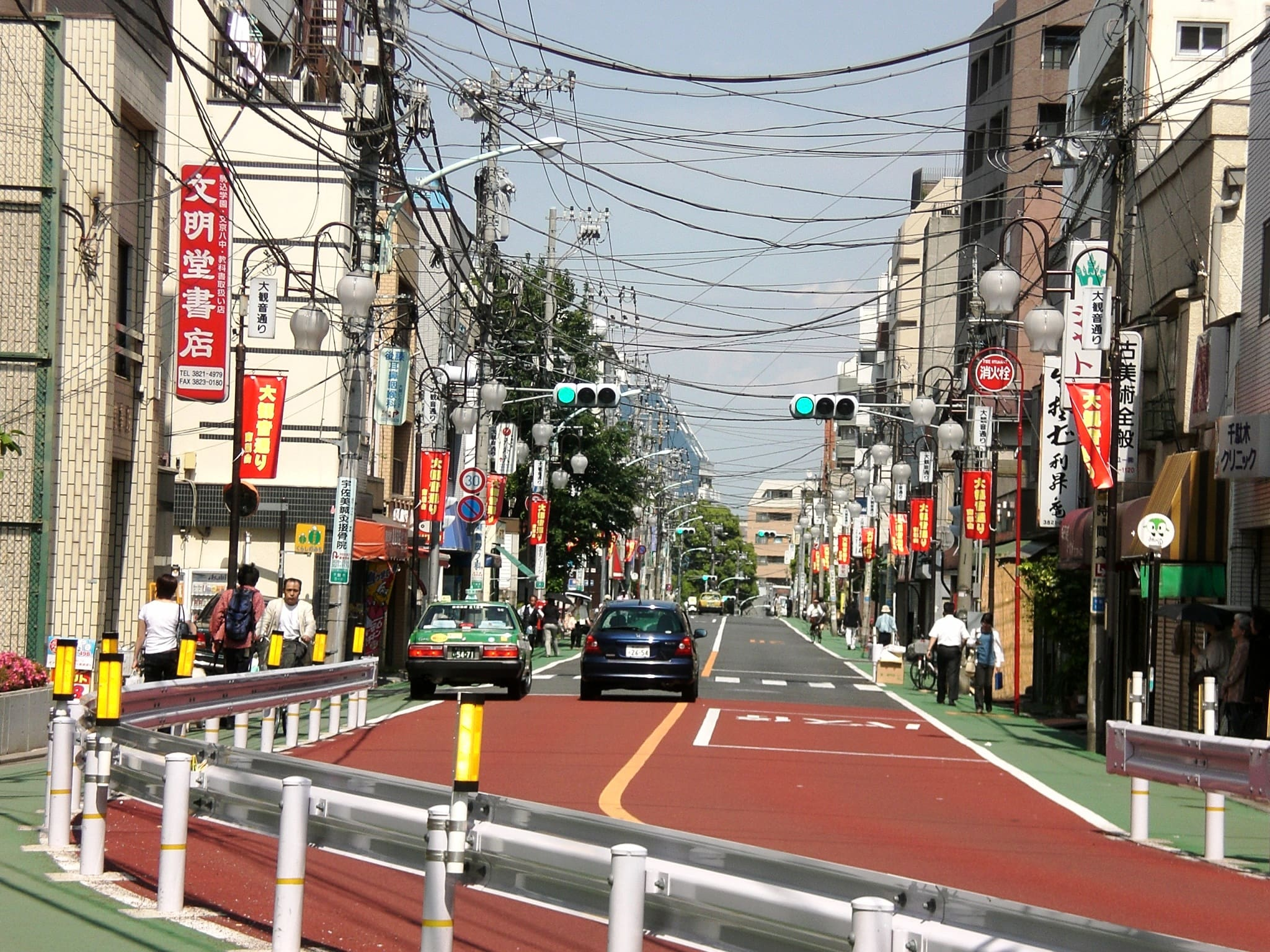 """""""Dai-kan-non"""" Street"""