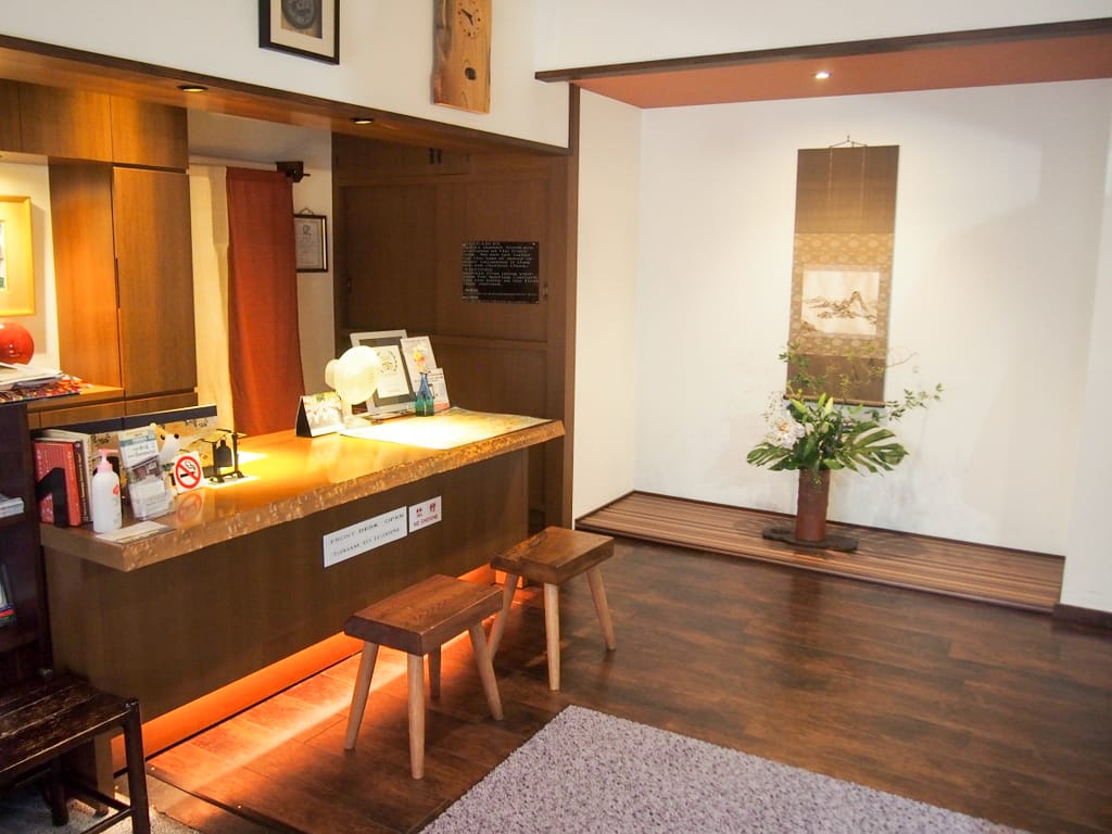 Rooms and facilities of Ryokan Sawanoya2
