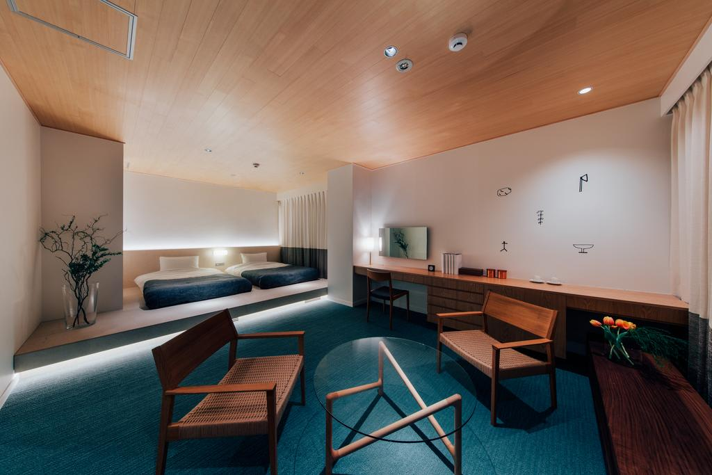 Feel refined Tokyo atmosphere, HOTEL GRAPHY NEZU