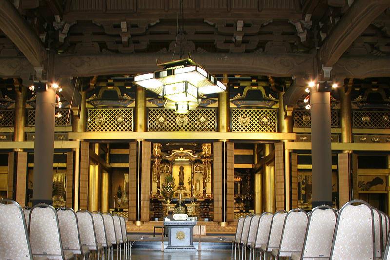 """About """"Higashi Honganji"""" Temple2"""