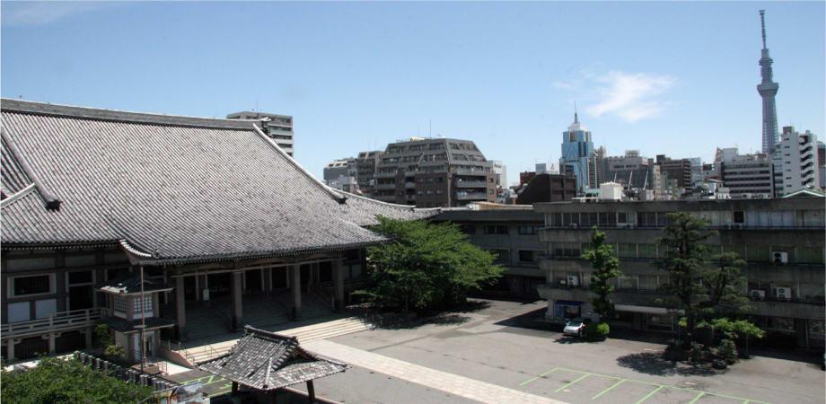 """About """"Higashi Honganji"""" Temple"""