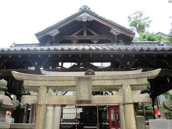 "About ""Hikan Inari"" Shrine"