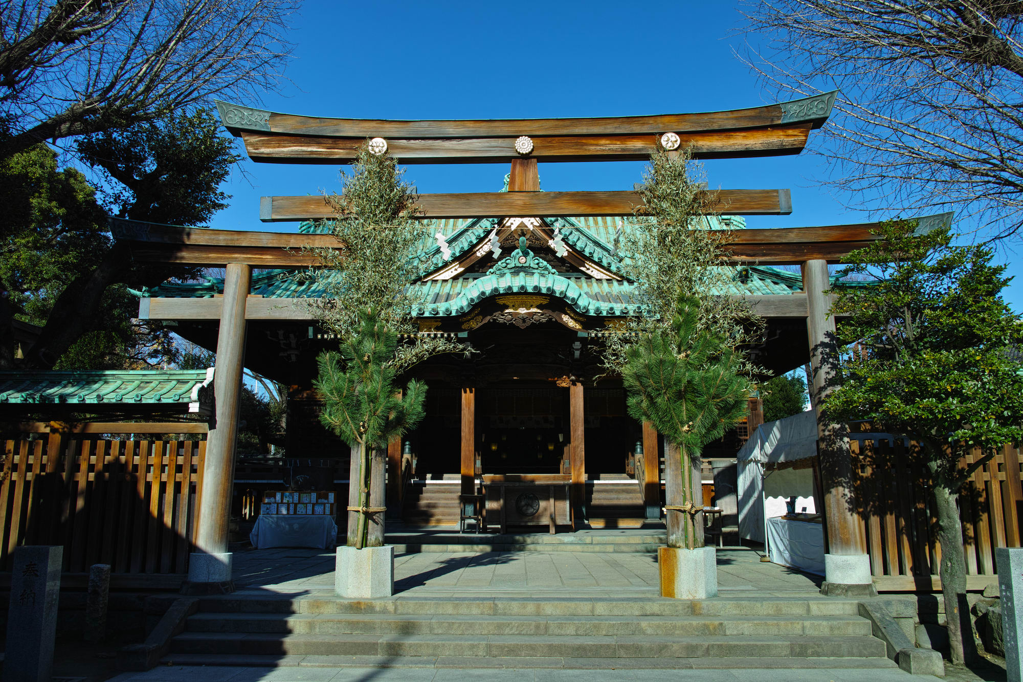 Ushijima Shrine