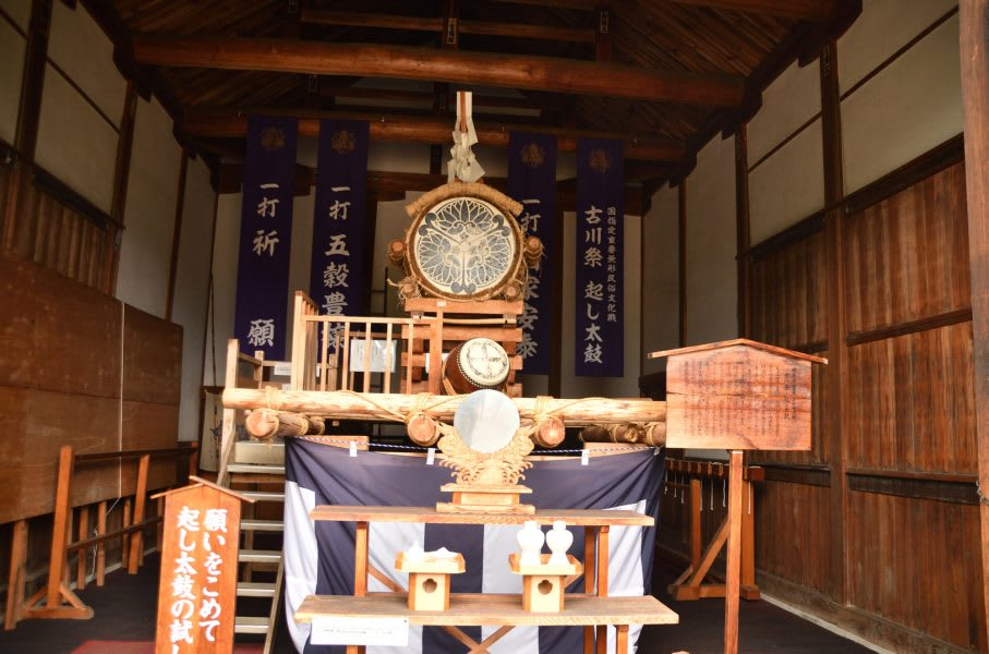 Highlights of Keta-Wakamiya Shrine