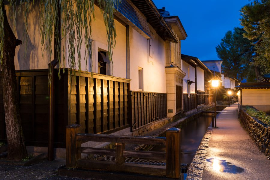 Highlights of Hida-Furukawa Town